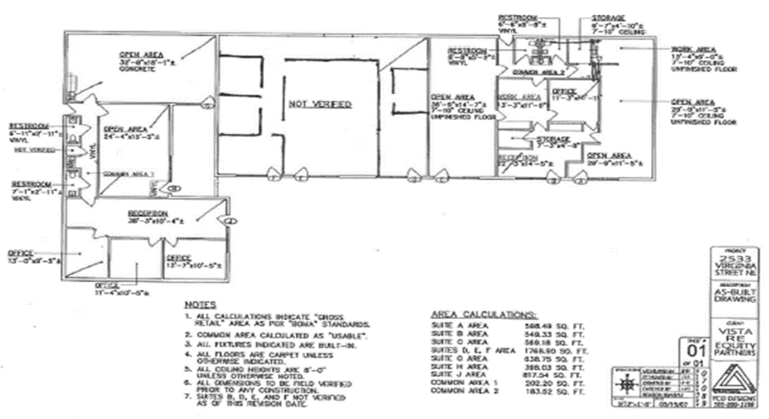 Property details absolute investment realty for Floor plan agreement